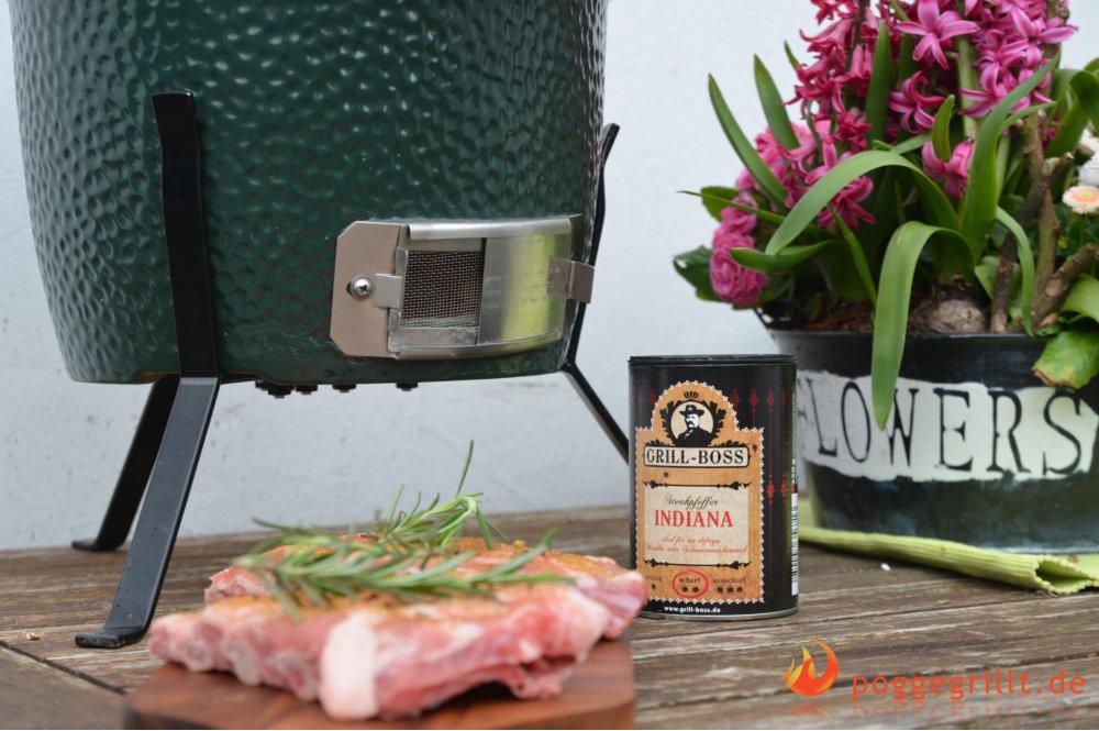 Kalbs Spareribs Gasgrill : Rezept für spareribs vom kalb mit steakpfeffer von poggegrillt.de !!